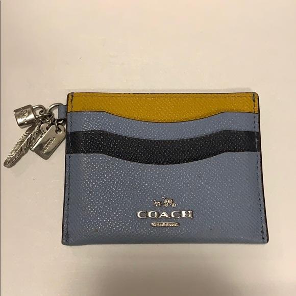 Coach Muti-color Cardcase